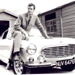 El coche de El Santo: Volvo P1800 de 1962