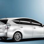 Toyota Prius+, el híbrido de siete plazas