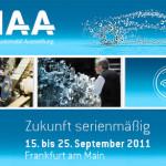 Lo que veremos en el Salón de Frankfurt 2011