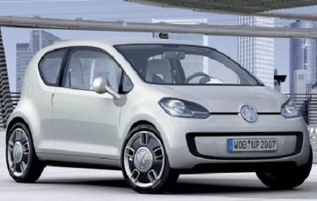 Llega el Volkswagen Up! ¿o vuelve el VW Lupo?