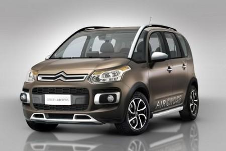 C4 Aircross, llega el crossover de Citroën