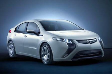 Opel Ampera, premiado con el Ecobest 2011