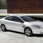 Llega el Renault Fluence ZE, Zero Emission