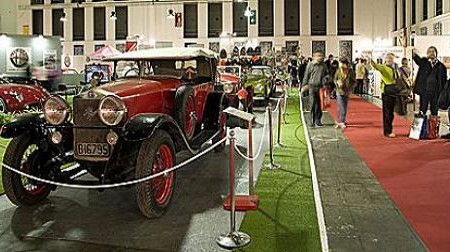 Auto Retro Barcelona 2011, la cita de los clásicos
