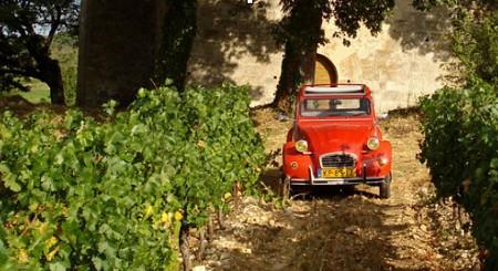 2CV Experience, recorriendo Francia con el clásico Dos Caballos