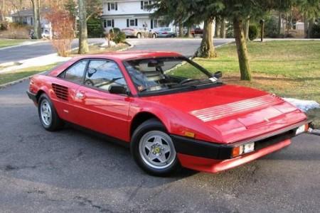 Mondial 8, el peor Ferrari de la historia
