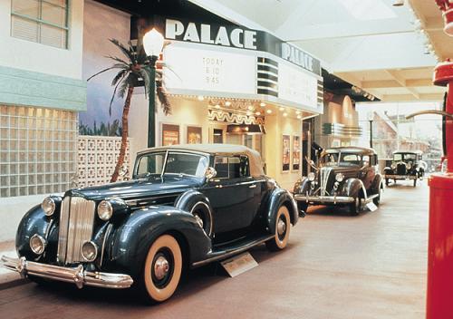 National Automobile Museum de Reno