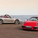 Nuevo Porsche 911 Carrera Cabriolet, el más ligero