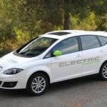 Seat Altea XL Ecomotive, primer coche eléctrico español