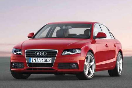 Audi A4, la nueva cara del Kaiser para el 2012