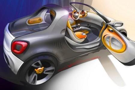 Smart For Us, un revolucionario mini pick up