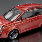 Fiat 500+, el Cinquecento familiar