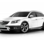 Opel Insignia Cross Four, la elegancia con tracción total