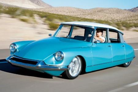 Citroën DS, aquel tiburón de nuestras carreteras