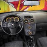Opel Corsa Kaleidoscope, despliegue de color