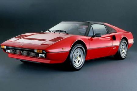 Ferrari 308 GTS, el coche de Magnum P.I.