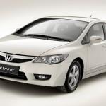 Honda Civic: seguridad cinco estrellas