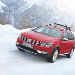 VW Passat Alltrack, es hora de aventuras