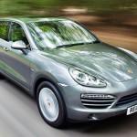 El Porsche Cayenne se adapta a la crisis
