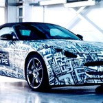 F-Type, el esperado pequeño Jaguar