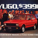 Yugo, ¿el peor coche de la historia?