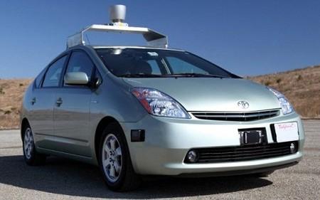 El coche autónomo de Google: licencia para circular