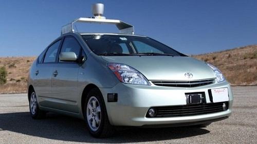 coche de Google