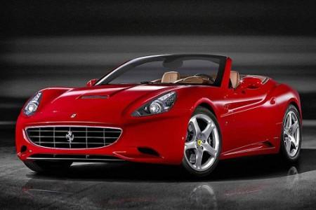 Ferrari California, el pequeño seductor