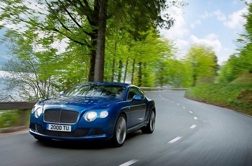 Bentley Continetal GT Speed