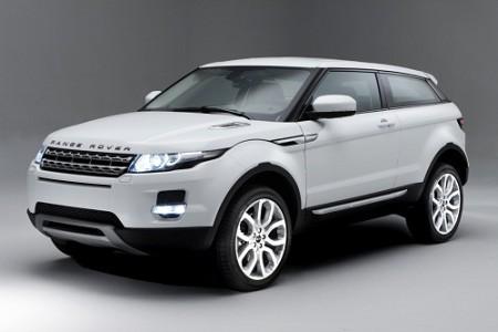 Range Rover Evoque, el preferido por las conductoras
