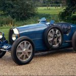El Bugatti T35, clase y elegancia