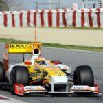 El Renault F1 R29 de Fernando Alonso