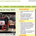 Alquiler de coches por horas con Avancar