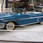 Chevrolet Impala, un clásico de 1956