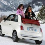 El Fiat 500 C llega esta semana a España
