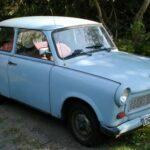 El Trabant, el coche de la Alemania Oriental